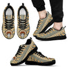Indian Ethnic Pattern Cat Sneakers