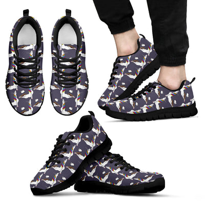 White Cobra Pose Unicorn Exhale With Dark Lovely Sneakers Cute Gifts