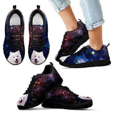 Nice Samoyed Sneakers - Galaxy Sneaker Samoyed, is an awesome gift