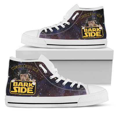 Pitbull Welcome To The Bark Side High Top Shoes