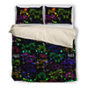 Brusher Unicorn Colorful Watercolor Random Lovely Bedding Set