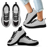 Black Cat Silver Style White Lovely Couple Charming Fabulous Sneakers