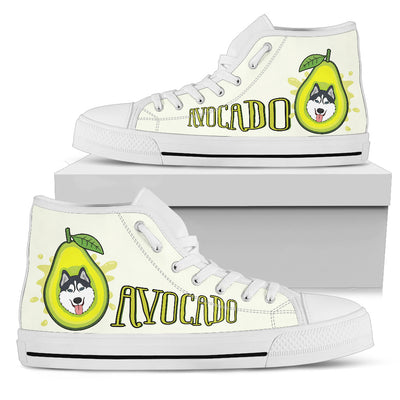Husky - Avocado High Top Shoes