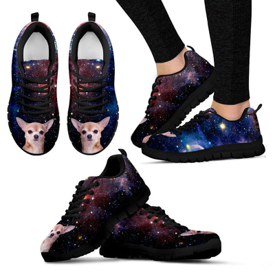 Nice Chihuahua Sneakers - Galaxy Sneaker Chihuahua, is an awesome gift