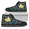 Nice Corgi High Top Shoes - Corgnana, is a cool gift for your friends