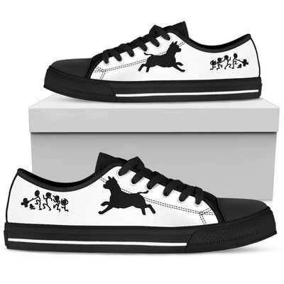My Chihuahua Ate Your Stick Family Low Top Shoes