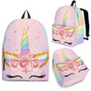 Funny 3D Unicorn Backpack
