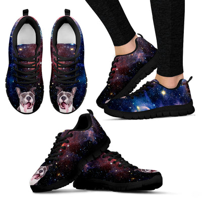 Nice Pitbull Sneakers - Galaxy Sneaker Pitbull, is an awesome gift