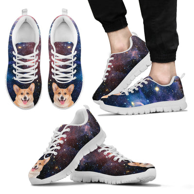 Nice Corgi Sneakers - Galaxy Sneaker Corgi, is an awesome gift