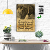 A Part Of Soul Sleeps Until You Have Loved A Horse Canvas Print