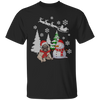 Dog Xmas - Special Christmas with Pug T-shirt