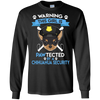 This Girl Is Pawtected By Chihuahua Security T Shirt