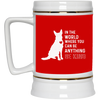 Nice Husky Mug - In The World Where You Can Be, is a cool gift