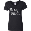 Mama Wife Blessed Life Shirt Ver 1 T Shirt