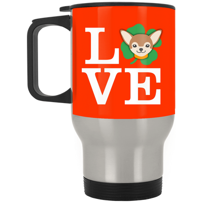 Nice Chihuahua Mug - Love Chihuahua, is a cool gift for friends