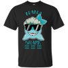Deep Sea Lovely Color Nana Shark T Shirt