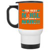 Nice Nurse Mug - The Best Nurses Are Born In March, cool gift