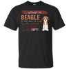 Without My Beagle T Shirt