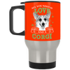 Nice Corgi Black Mug - All You Need Is Love And Corgi St Patrick