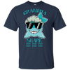 Deep Sea Lovely Color Grandma Shark T Shirt