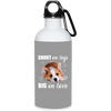 Nice Corgi Mug - Short On Legs Big On Love, is an awesome gift