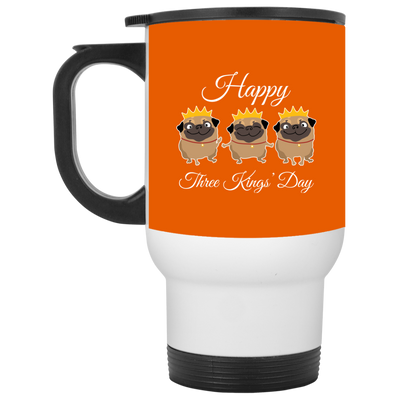 Nice Pug Mug - Three Kings' Day Pug, is a cool gift for friends