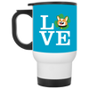 Nice Corgi Mug - Love Corgi, is a cool gift for your friends