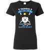 This Girl Is Pawtected By Samoyed Security T Shirt