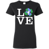 Nice Poodle T Shirt - Love Poodle, is a cool gift for your friends