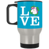 Nice Unicorn Mug - Love Unicorn, is a cool gift for friends