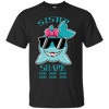 Deep Sea Lovely Color Sister Shark T Shirt