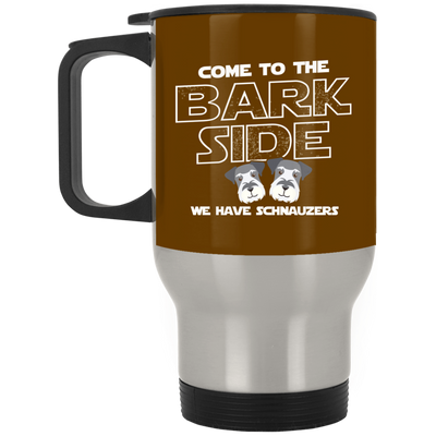 Nice Schnauzer Mug - Come To The Bark Side We Have Schnauzers