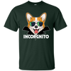Nice Corgi Black T Shirt - Incorgnito, is cool gift for your friends