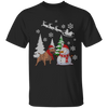 Dog Xmas - Special Christmas with Pitbull T-shirt