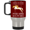 Nice Horse Mug - She Is My Horse, is a cool gift for friends