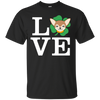 Nice Chihuahua T Shirt - Love Chihuahua, is a cool gift for friends