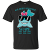 Deep Sea Lovely Color Granddaughter Shark T Shirt
