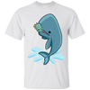 Independence Day Whale T Shirt