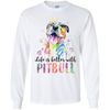 Nice Pitbull T Shirt - Life Is Better With Pitbull, is a awesome gift
