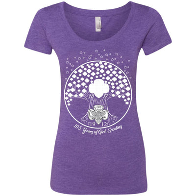 105 Years Of Girl Scouting Girl Scouts T Shirt