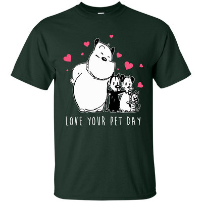 Nice Dog T Shirt - National Love Your Pet Day, is an awesome gift