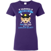 This Girl Is Pawtected By Labrador Security T Shirt