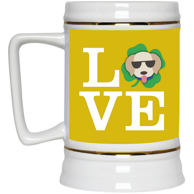 Nice Labrador Mug - Love Labrador, is a cool gift for friends