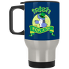 Nice Poodle Mug - Irish For A Day, is a cool gift for friends