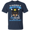 This Girl Is Pawtected By Dachshund Security T Shirt