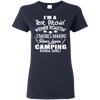 Beautiful Gift For Collection Camping T Shirt Camping Kinda Girl