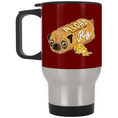 Nice Pug Mug - A Loaf Of Pug Ver 2, is a cool gift for friends