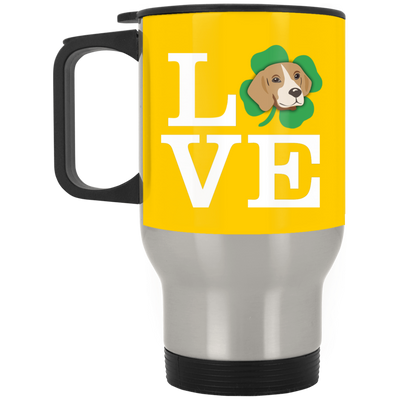 Nice Beagle Mug - Love Beagle, is a cool gift for your friends