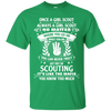 Once A Girl Scout - Always A Girl Scout T Shirt