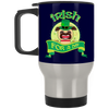 Nice Pug Mug - Irish For A Day, is a cool gift for your friends